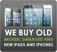 NYC Cell Phone Repair, we buy old new iphones ipads