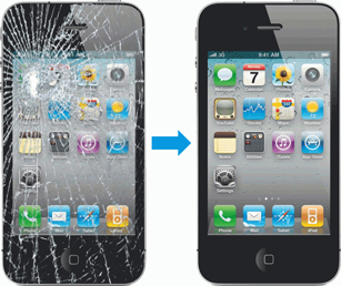 iPhone 4S Repair in Midtown NYC